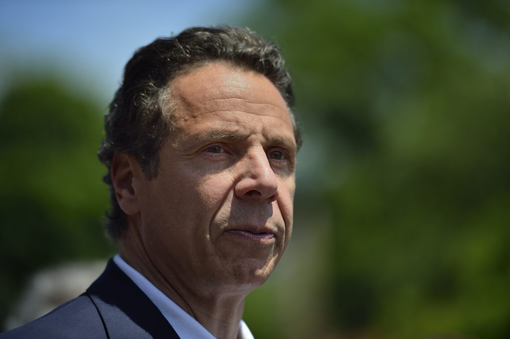 2019: Will Governor Cuomo use budget authority to power the Empire State Plaza with renewable energy?
