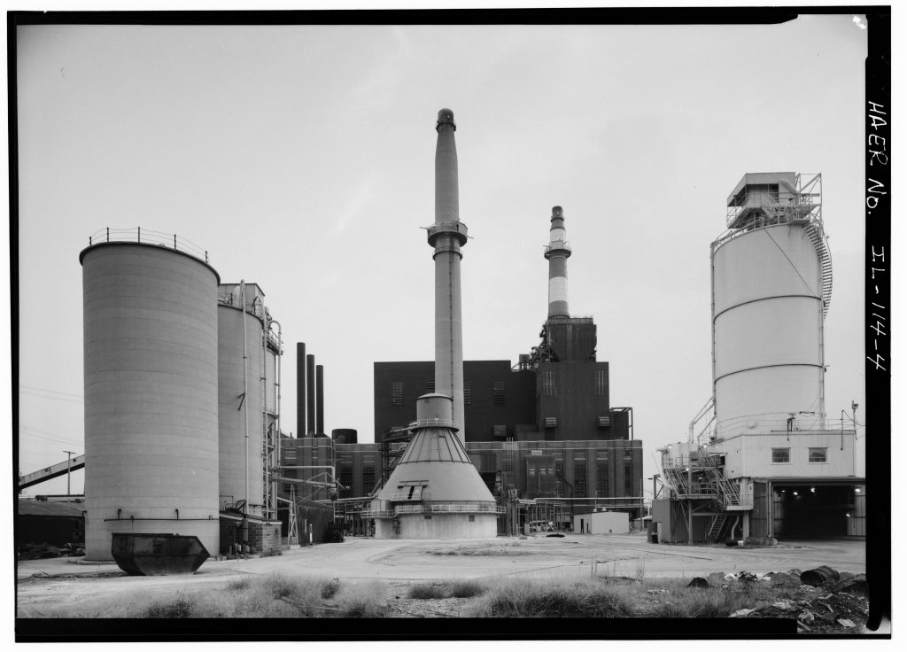 1987: The Crawford Generating Station closed in 2012 due to local grassroots activism.