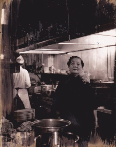 1920s: Mama SooHoo, Owner of the historic Chicken Inn and mother of Oxnard's first Chinese American mayor