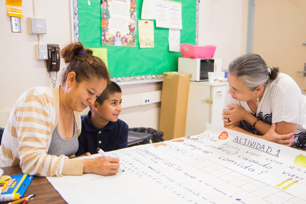 2019: Parent Pioneers in the classroom