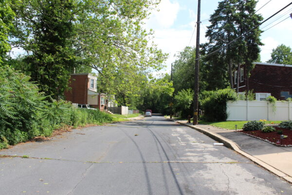 Eastwick neighborhood